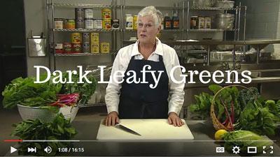 leafy greens video link