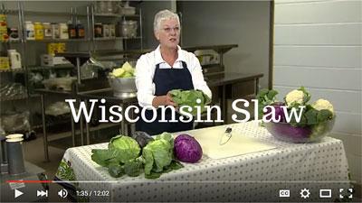 broccoli, cabbage and cauliflower video link