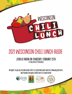 2021 WI Chili Lunch Guide