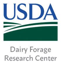 USDA Dairy Forage logo