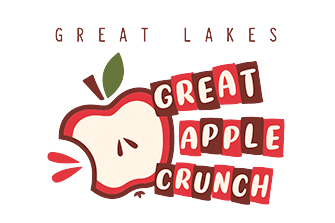 Great Lakes Great Apple Crunch Logo