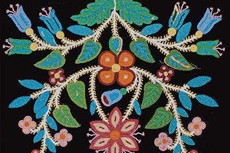 A native american art design